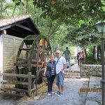 by the water mill in the konavel valley