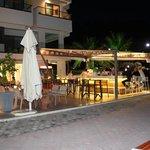 бар гостиницы