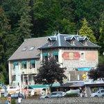 L hôtel La villa du lac