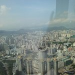 View from the 100th floor