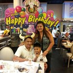 Raymond, Rayme Matthew Lising & Marie Fe Raga of Caloocan City