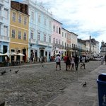 The old town, Salvador
