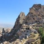 La cappadocia dall''alto