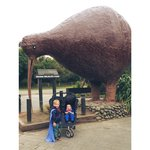 Giant kiwi.