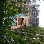 hotel's botanical garden
