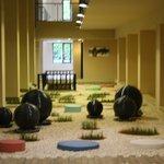 Zimmergebäude / Resort