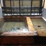 檜風呂   寝湯付き