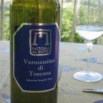 l'ottimo vino aziendale