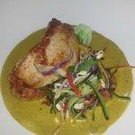 mahi mahi panfried fish!