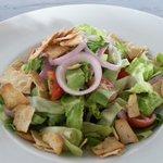 Nish-Nush Salad-delicious!