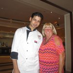 My lovely Pasta Chef x