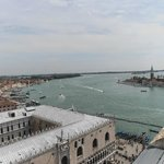 View of Venice and the Canal