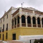 View of Can Casadella
