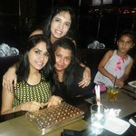Family Enjoying at The Mix Fine Dine