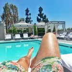 Beautiful roof top pool - - Chamberlain West Hollywood