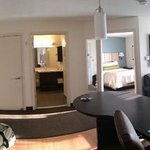 candlewood Suite room DesMoines