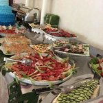 Buffet pranzo e cena