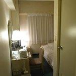 3. 客室(入口から見る)