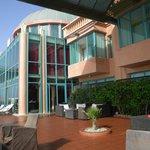 Foto de Bab al Bahar Hotel et Spa