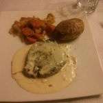 Boeuf au fromage corse menu isula
