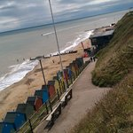 Mundesley Beach Looking South