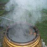 Claypot smoker
