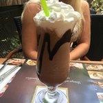 Best milkshake in Istanbul