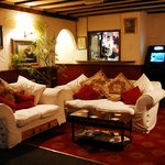The Bull Hotel Reception and Lounge