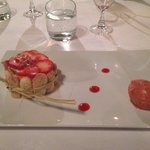 La charlotte aux fraises