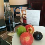 Water and Fruit