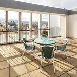 Apartment terrace