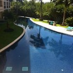 Pool assigned to our area of rooms