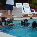 The On Site Dive team were great!