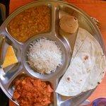 Chicken tikka masala _ menu pranzo