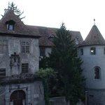 ドイツらしいお城