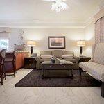 Enjoy top notch decor in our Signature Collection villas
