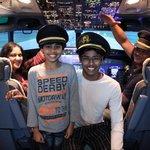 Air flight Experience Singapore - 2014