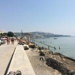beach close to the hotel ( 15 min)