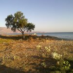 Drapania beach al mattino