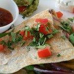 Vegetarian Burrito #BX