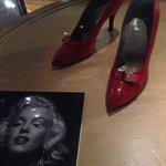 Souliers de Marilyn Monroe