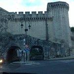 Entrada para Kyriad em Avignon
