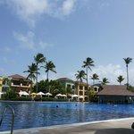 Área de piscina/praia