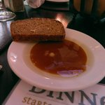 Guinness Bread & Reduction