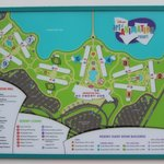 Hotel Grounds - Map