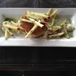 Crab Cake Appetizer