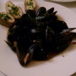 Mussels!!! Delicious!