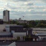 buckingham palace view