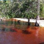 Praias à margem do Rio Negro