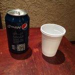 Plastic cups!!